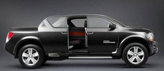 2016 Dodge Ram 1500 Rebel Specs