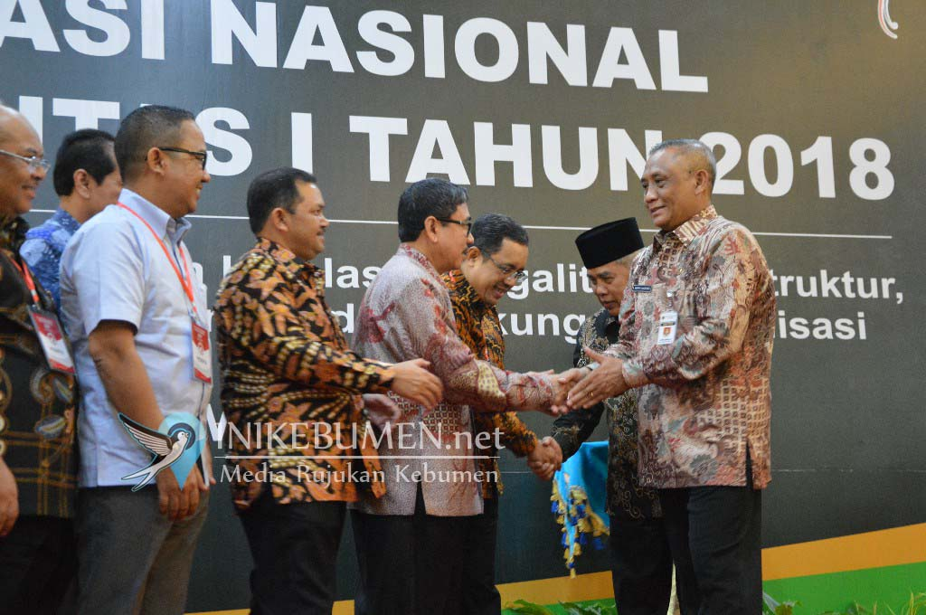 Buka Kolaborasi Nasional Tunas Integritas, Pemprov Jateng Ingatkan OTT KPK