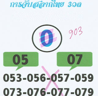 Thailand Lottery VIP Guidelines For sixteen January 2019 | Successful Formulas