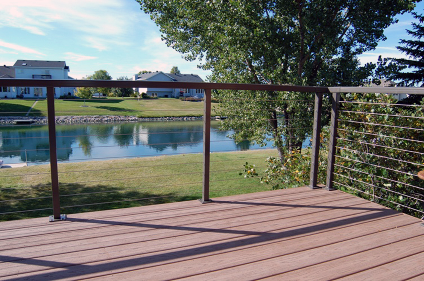 The Duradek Way Cable Railing System Is Now Proudly
