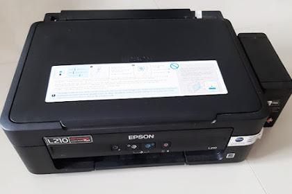 Cara Download Driver Epson L210, Cara Instal, dan Cara Perawatan Printer