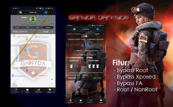 Mod Gojek Driver Ganyda DarkSide By Ganyda - Ganyda