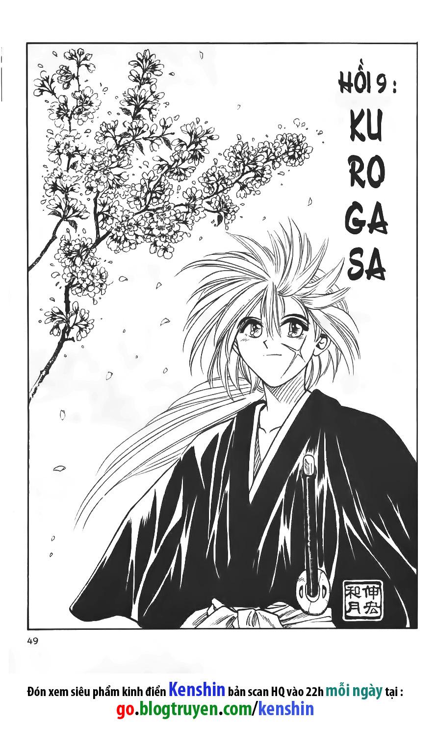 Rurouni Kenshin chap 9 trang 4