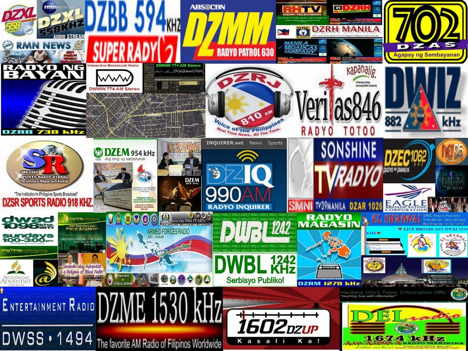FREE PINOY FAVORITE INTERNET TELERADIO SHOW: Favorite Pinoy AM radio