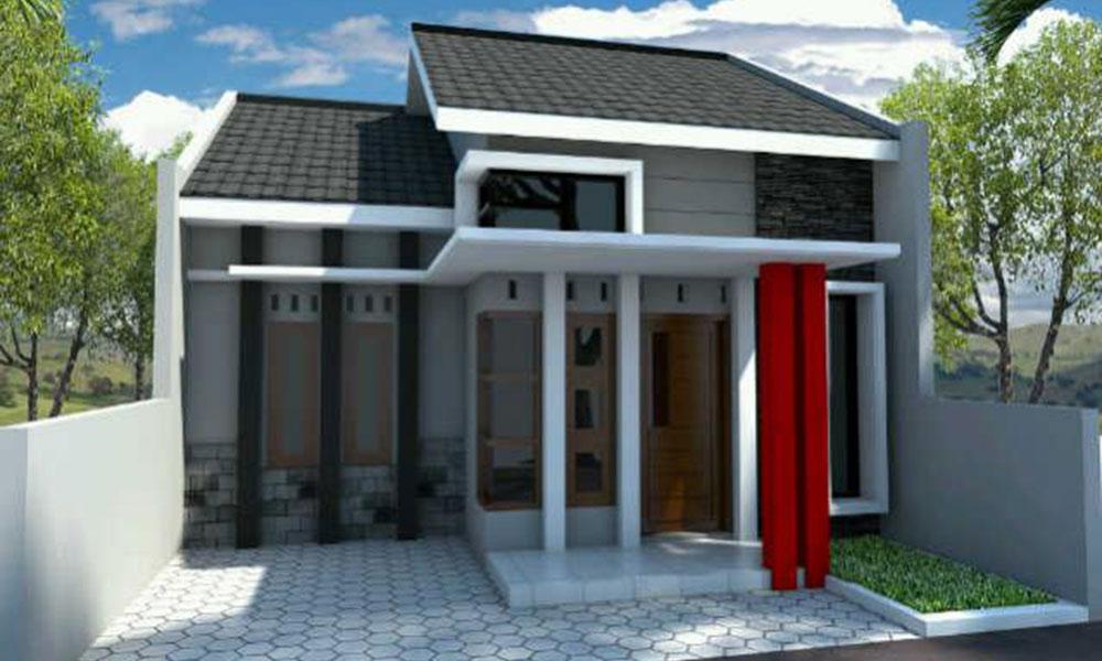 rumah tipe 54 indonesia