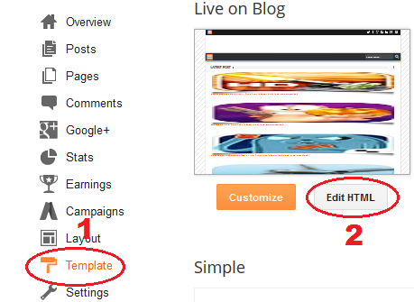 How To Add Horizontal Social Media Button Below Post Title