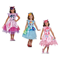 My Little Pony the Movie Classic Costumes