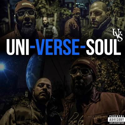 Uni-Verse-Soul - Uni-Verse-Soul (2015) (Canadá)