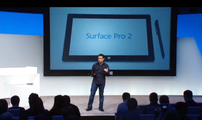 NY Microsoft Surface Pro 2 Launch Event