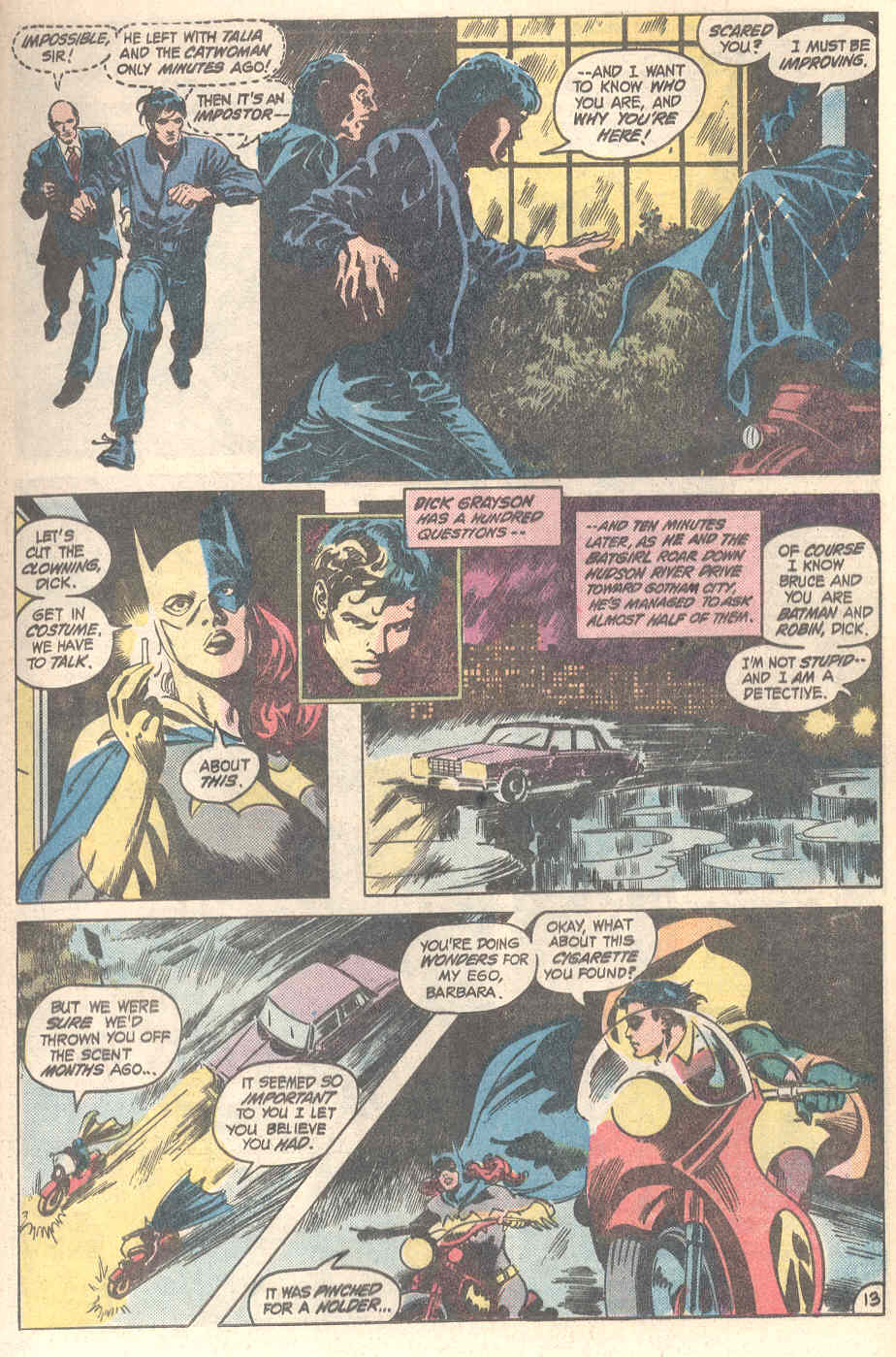 Detective Comics (1937) 526 Page 13