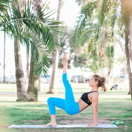The Best Pilates Moves to Get Rid of Stubborn Back and Armpit Fat