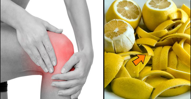 Say Goodbye To Joint Pain With This Natural Remedy Made From Lemon And Olive Oil