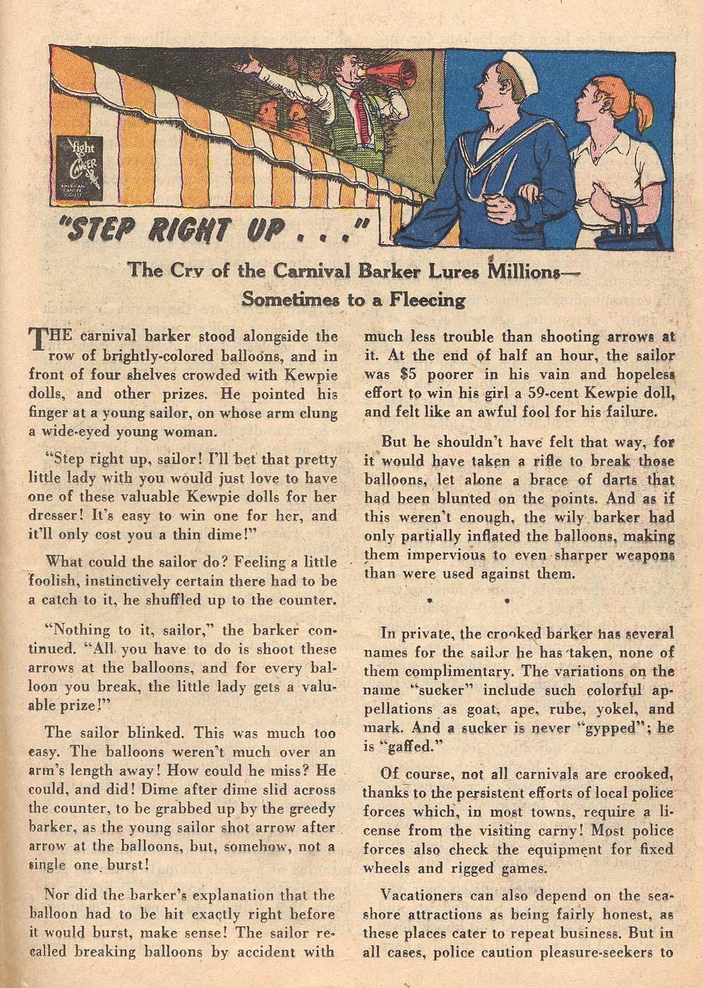 Read online Detective Comics (1937) comic -  Issue #210 - 31
