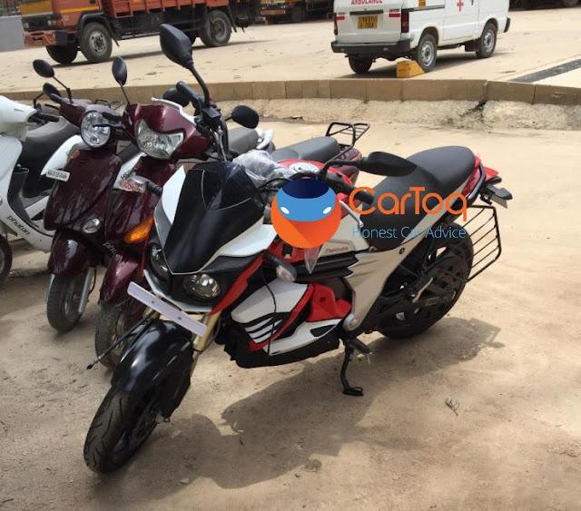 Mahindra Mojo Electric bike, electric bike, Mahindra, bike