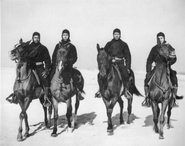 Horses in World War II worldwartwo.filminspector.com US Coast Guard troops