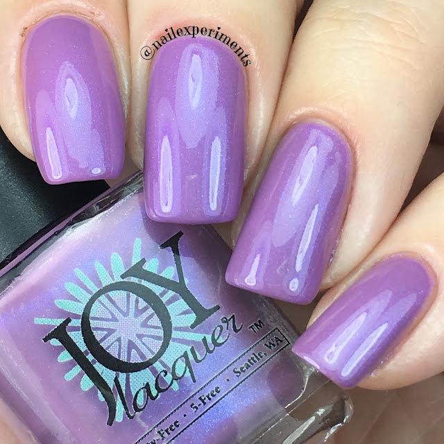JOY LACQUER FEBRUARYS FIRST DAWN