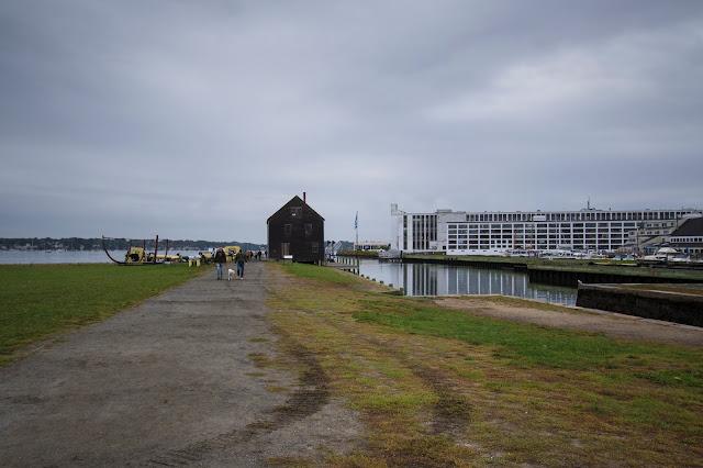 Salem Maritime National Historic site-Salem