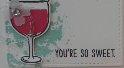 Stampin' Up! UK Independent  Demonstrator Susan Simpson, Craftyduckydoodah!, Mixed Drinks, Gorgeous Grunge, May 2017 Coffee & Cards Project, Supplies available 24/7 from my online store,
