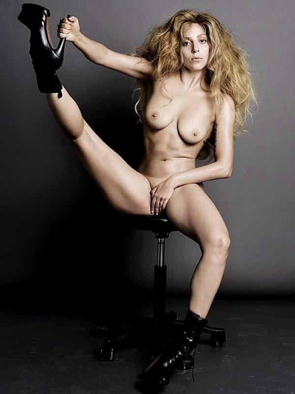 Nude Lady Ga Ga 89
