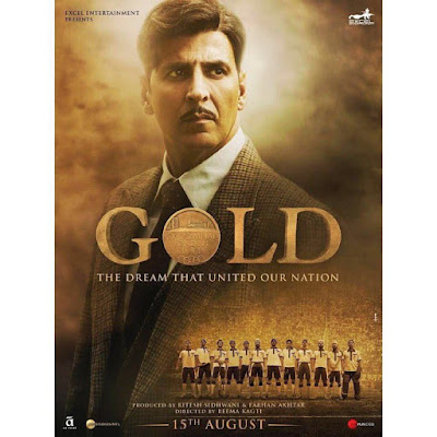 GOLD 2018 Movie