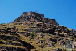 citadelle d'Ankara