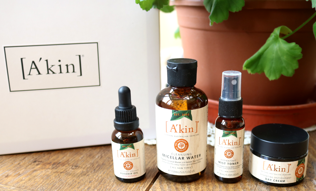 A'kin Skincare Hydration Collection review