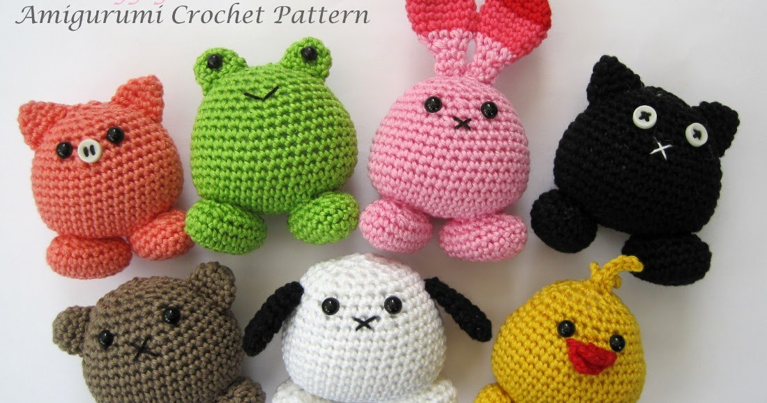 Crochet Patterns To Buy : Where to buy my crochet patterns? - Sayjai Amigurumi Crochet Patterns ...