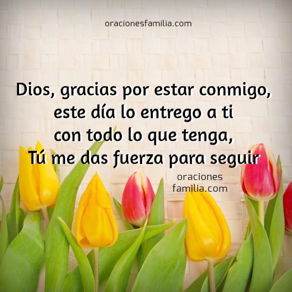 Oración cristiana de la mañana corta, incio del dia frases, buenos días con plegaria, oraciones de familia por Mery Bracho.
