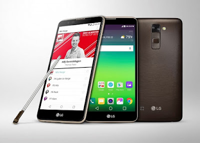 LG debuts Stylus 2, world's first smartphone with DAB+ chipset