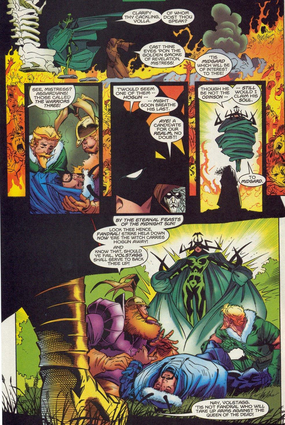Thor (1998) Issue #29 #30 - English 3