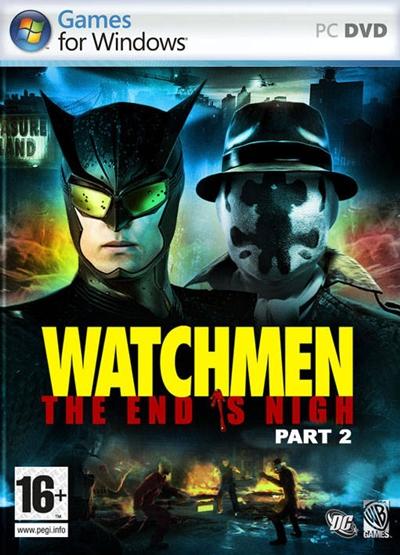 Watchmen The End Is Nigh Parte 2 PC Full Español