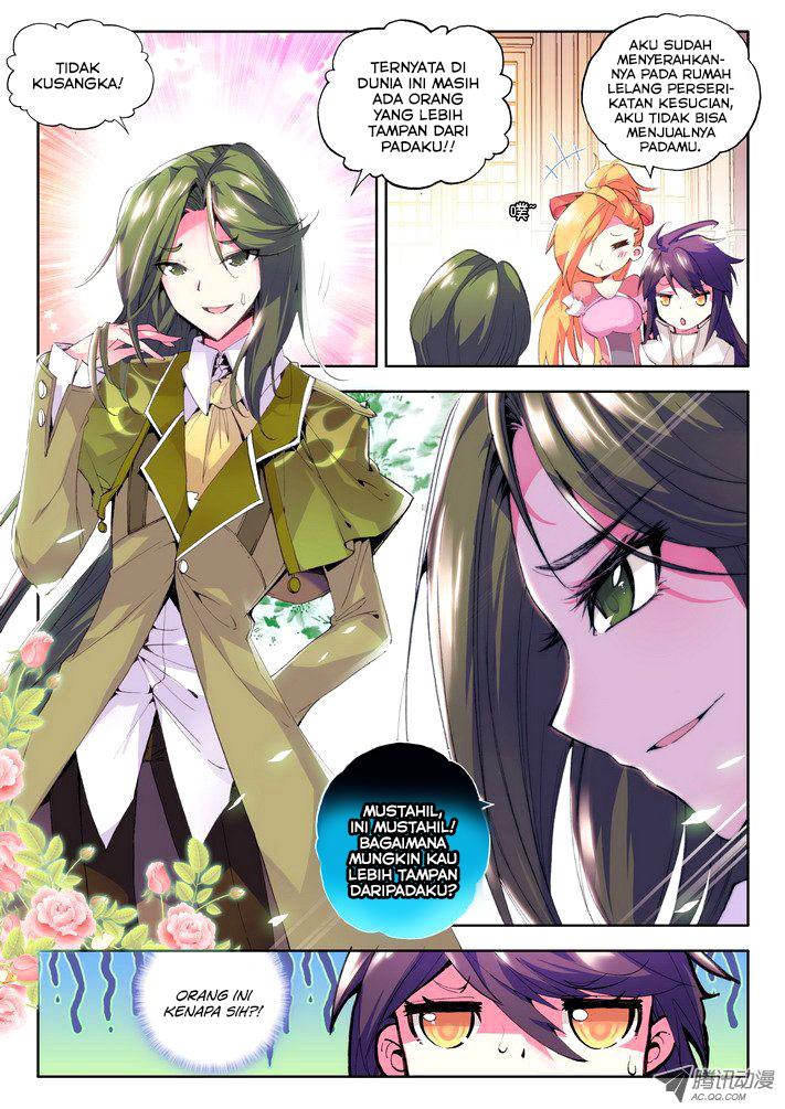 Baca Komik Shen Yin Wang Zuo Chapter 53 Komik Station