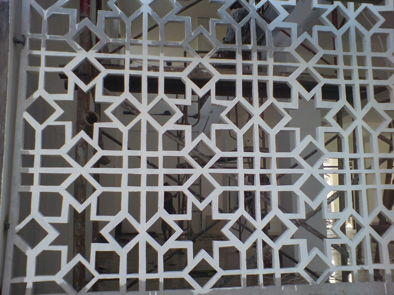 Ornamen Masjid Jasa Tukang Bangunan Jakarta Tangerang Bekasi