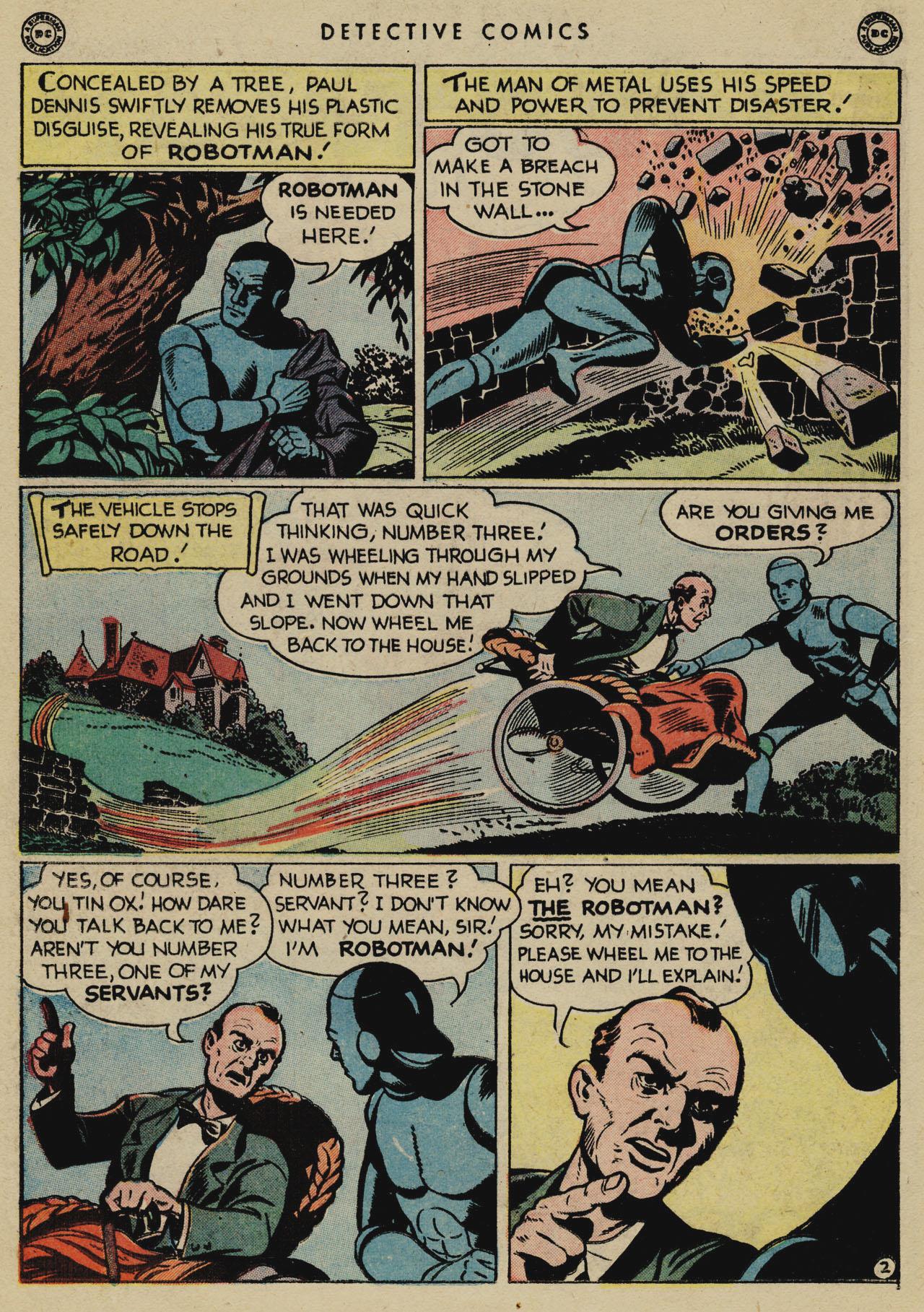 Detective Comics (1937) 142 Page 25