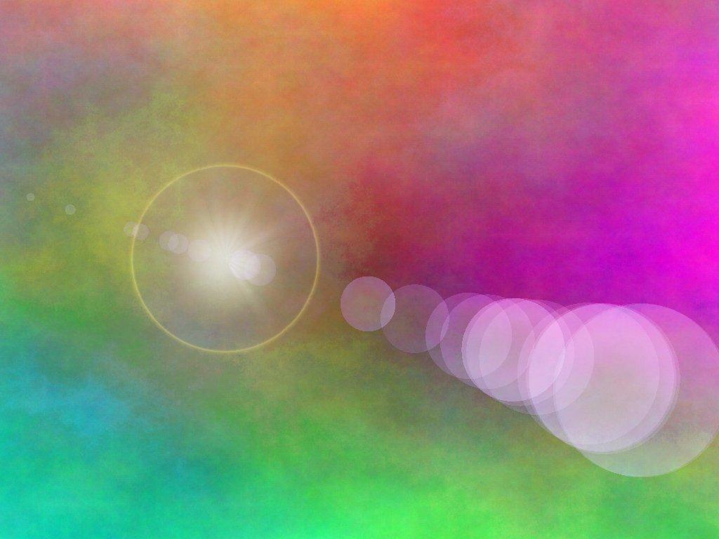 degradee de coloresfondocon destellos de luces
