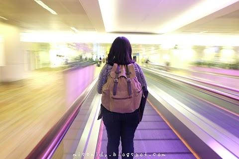 Ketika Harus Transit Semalaman di Changi Airport