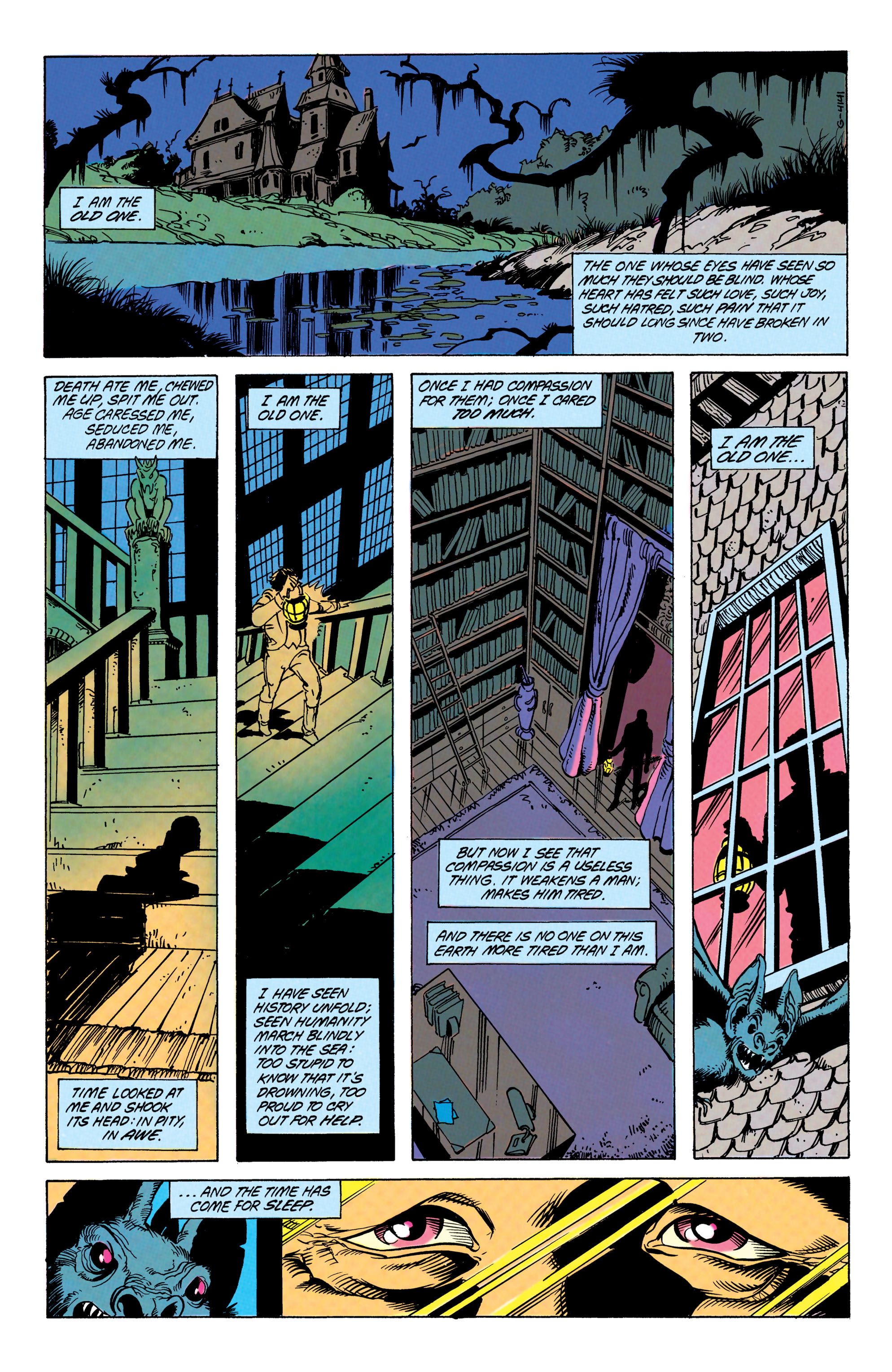 Doctor Fate (1988) 1 Page 2