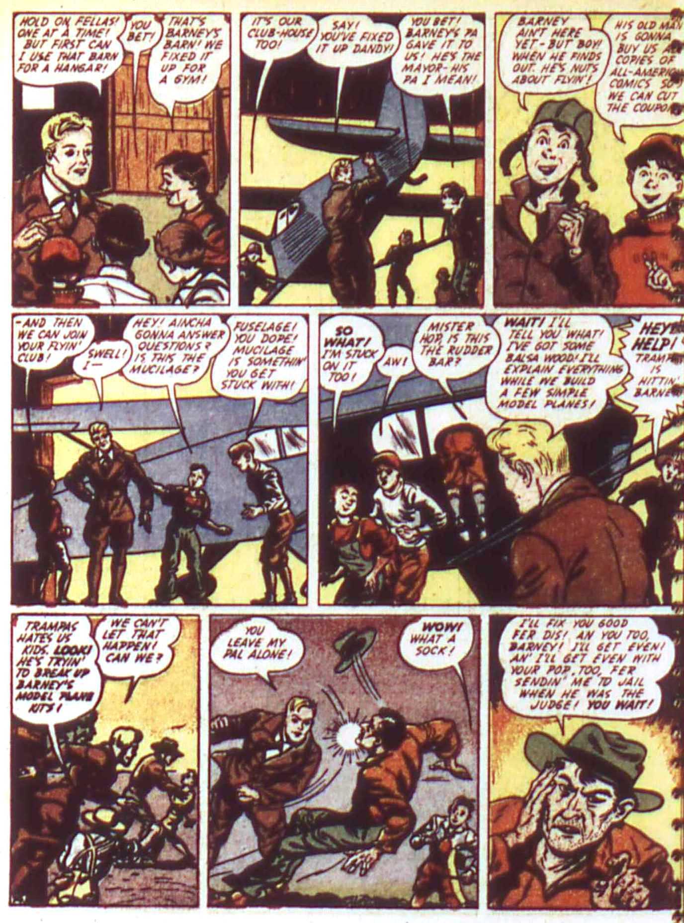 Read online All-American Comics (1939) comic -  Issue #17 - 22