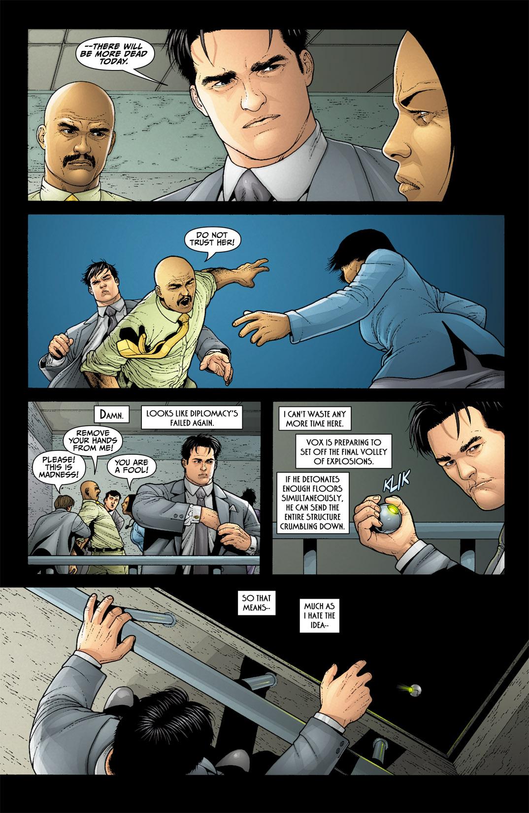 Detective Comics (1937) 830 Page 10