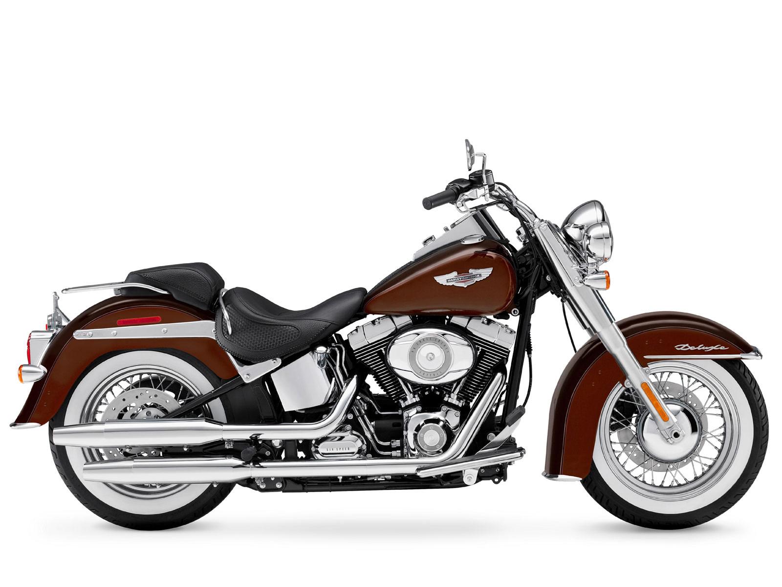 Harley Davidson Softail: 2011 Harley Davidson FLSTN Softail Deluxe Accident Lawyers