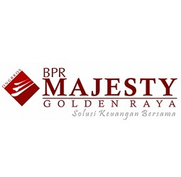 Logo PT BPR Majesty Golden Raya