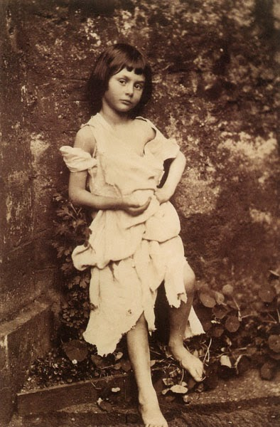 Lewis Carroll. Fine Art Photography. Alice. 1859