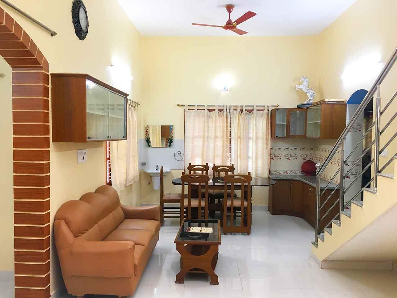 villa for daily rent in yelagiri hills
