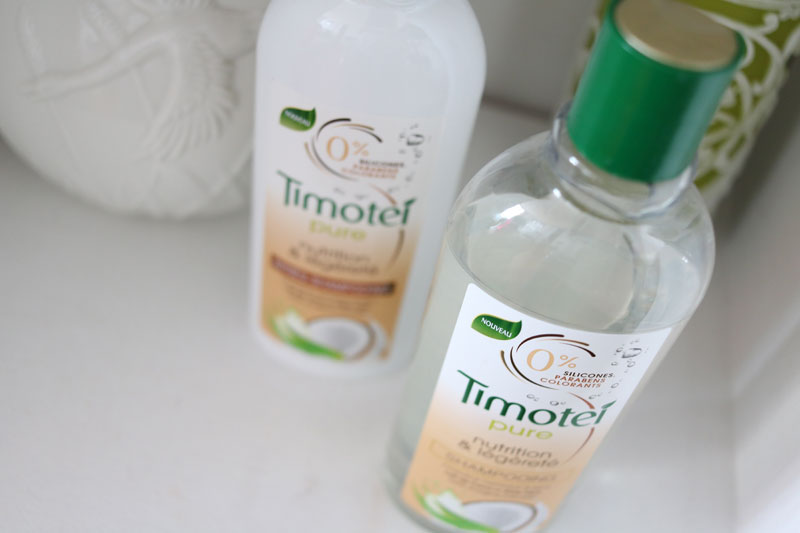 shampooing timotei pure nutrition l g ret la catastrophe beaut blog. Black Bedroom Furniture Sets. Home Design Ideas