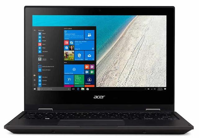 Hp dan Acer windows 10 S