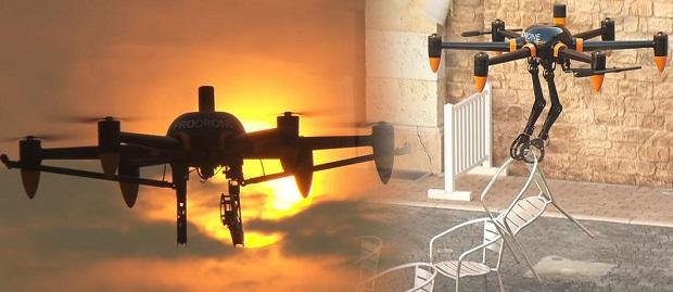 Jepang Ciptaan Drone PD6B-AW-ARM Bisa Digunakan untuk Menculik Anak bayi !