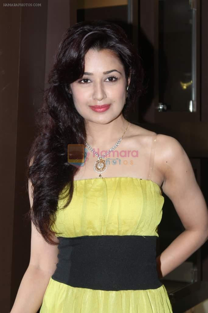 Actress Yuvika Chaudhary Hairstyles