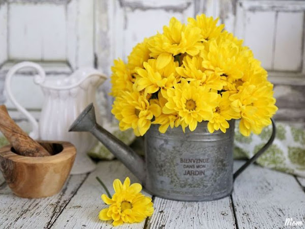 Lots of Fresh Spring Ideas, Wreaths and Decor
