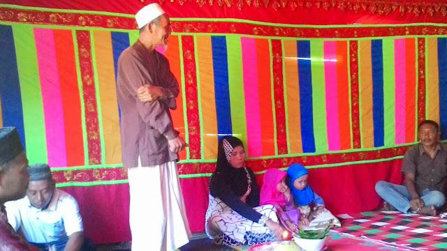 Satu Keluarga Masuk Islam di Aceh Selatan