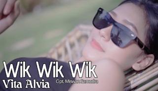 Vita Alvia, Dangdut, Dangdut Remix, Dangdut Koplo, Download Lagu Vita Alvia Wik Wik Wik Mp3 Single Cover Dangdut Terbaru